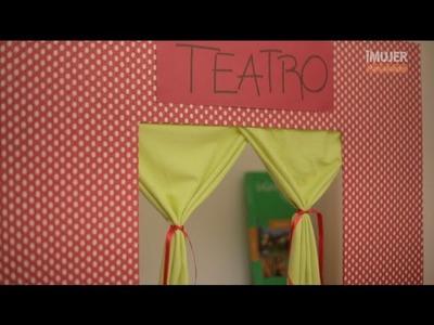 Cómo hacer un teatro infantil | @iMujerHogar