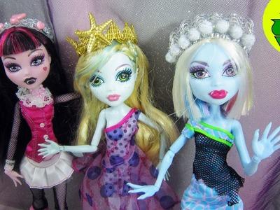 Manualidades para muñecas: Haz  coronas o tiaras para tus muñecas utilizando retazos de listón