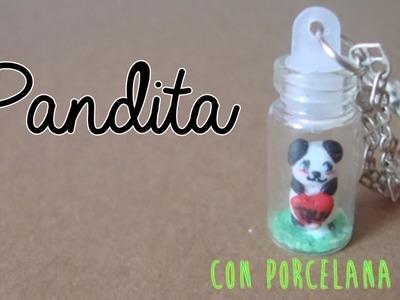 Regalo para el 14 de Febrero | collar pandita