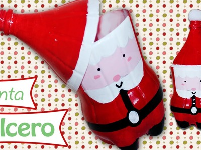 Santa Claus Dulcero! con Botes de refresco! - floritere - 2014