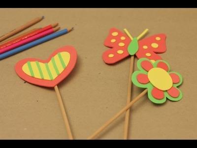 Souvenirs infantiles en goma eva