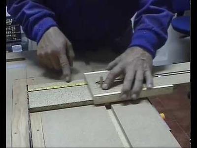 Util para hacer circulos con la cierra de mesa