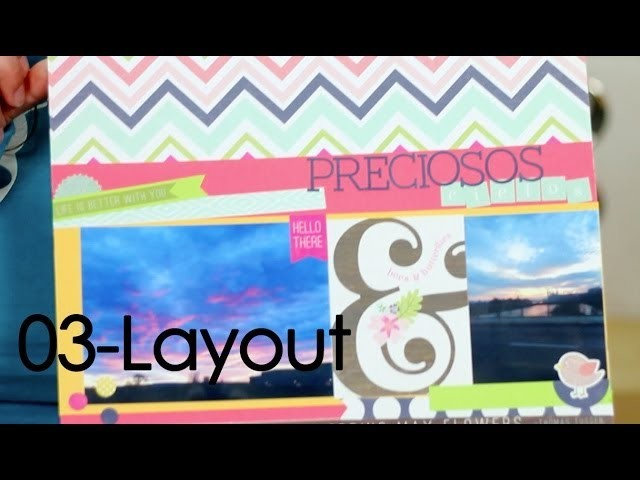 03 - LayOut - Pagina Completa en Up&Scrap
