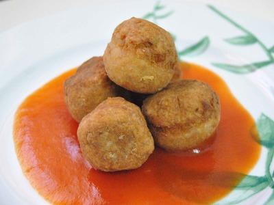 Albóndigas de atún - Recetas de cocina RECETASonline