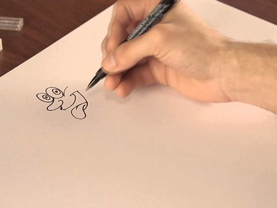 Cómo dibujar caras graciosas : Tips de dibujo