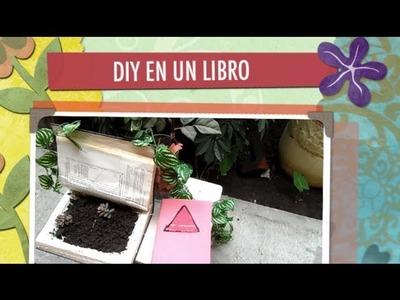 DIY en un libro - LIBRO SECRETO