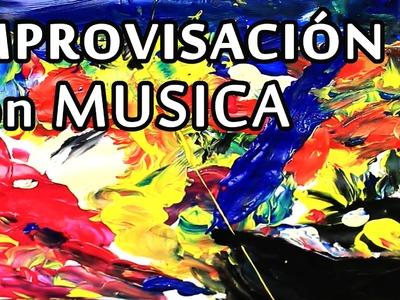 Improvisación con Música Clásica