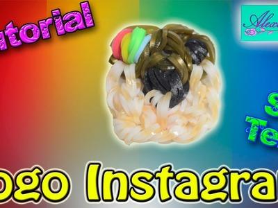 ♥ Tutorial: Logo de Instagram de gomitas (sin telar) ♥