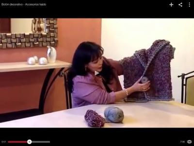 Chaleco tejido - Con Agujas - Tejiendo con Laura Cepeda