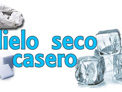 Cómo hacer hielo seco (Experimentos Caseros)