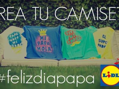 Crea Tu Regalo Para El Día Del Padre - #felizdiapapa