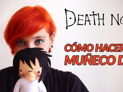 Death Note Chibi | Muñecos de trapo