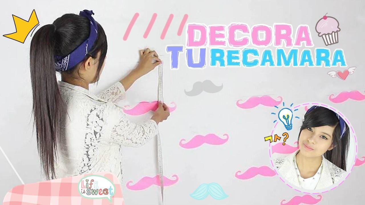 Decorate Your Room -Mustache- | Akari Beauty