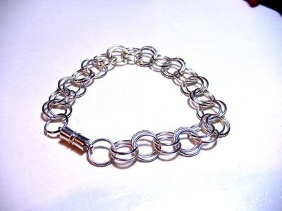 Abalorios Maualidades - Realizar pulsera con anillas