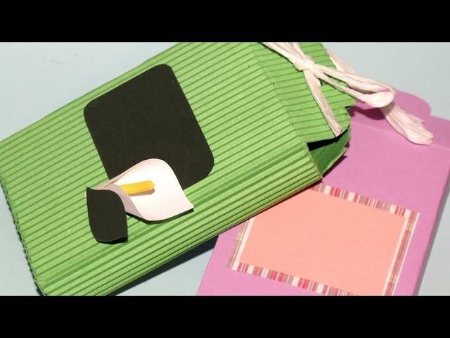 Caja Rectangular - DIY - Rectangular Box