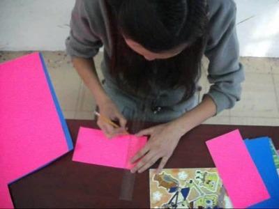 Como hacer una carta magica