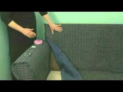 Creación de una funda de sofá parte 25