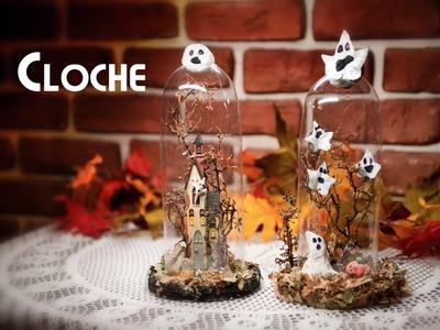 Decoración Halloween de Botella PET Elegante y Facil Cloche