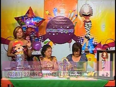 Detalles Magicos especial de 2 horas Invitadas Ro-Ro,Aleida , joana y Kili Lazos parte 2