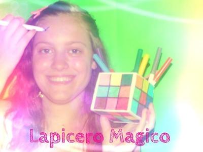 DIY Lapicero Magico, muy facil y rapido @YaniBrilz