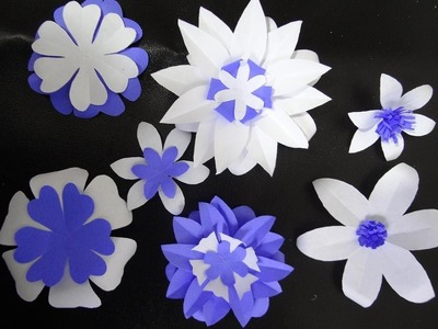"Episodio 1 ""Tres modelos de flores de papel"""