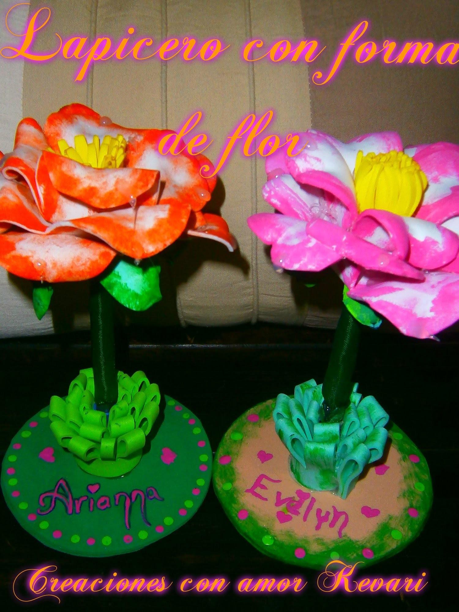Lapiceros Decorado con forma de Flor. Flower Pens