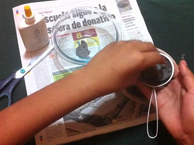 Manualidades con papel: cómo hacer pasta de papel - manualidades para niños