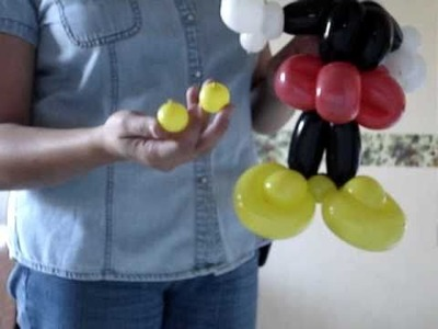 MICKEY MOUSE. 2.3  (CUERPO)