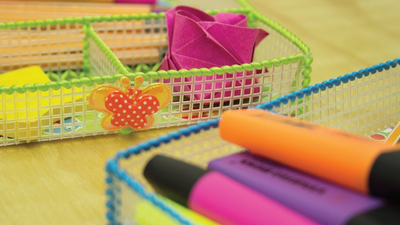 Organizador para lapices - Hazlo tu mismo | Craftingeek*