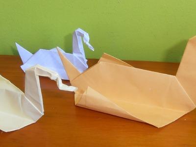 #Origami - Cómo hacer ganso de Prison Break