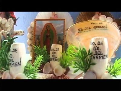 Artesanías de Concha, Caracol y Escama de Campeche