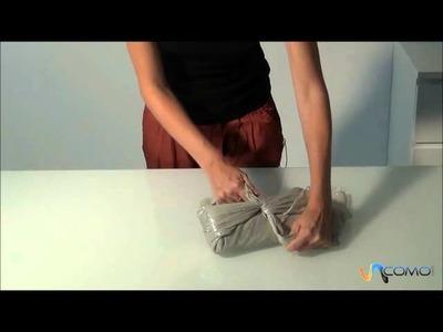 Cómo envolver regalos de forma creativa