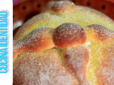 Cómo hacer pan de muerto. Panadería mexicana. Recetas mexicanas Yuri de Gortari. Cocina Identidad