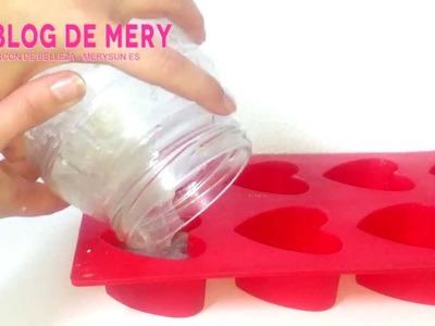 Como hacer tu propio jabón personalizado