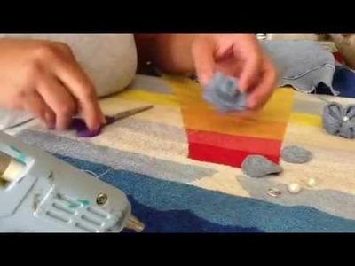 Como reciclar la tela cuando cortas jeans