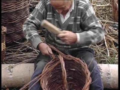 El cestero - Oficios para el recuerdo 2.2