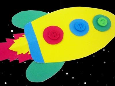 Episodio 687 - Cómo hacer un cohete para decorar un cuarto infantil