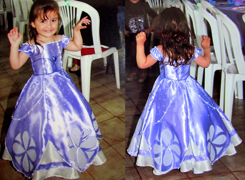 La Princesita Sofia - Vestido