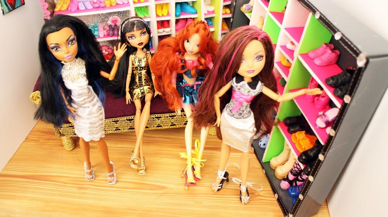 Manualidades para muñecas : Cómo hacer zapatos de tacón alto para tus muñecas con papel de aluminio