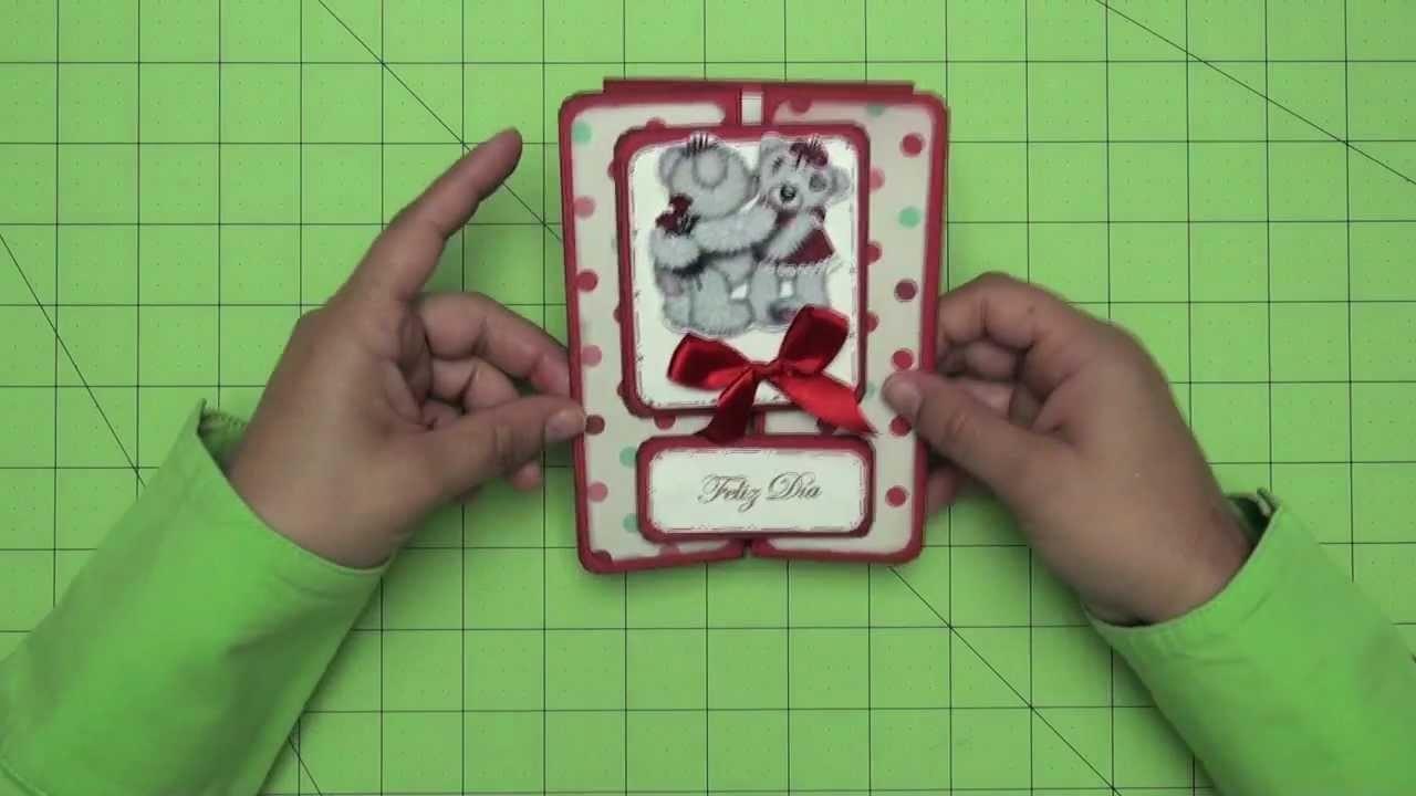 Tarjeta de San Valentín - Día de los Enamorados