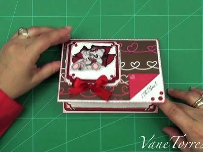 Tarjeta de San Valentín - Día de La Amistad