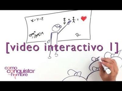 [Vídeo Interactivo!] Técnicas de Atracción, Vídeo #1