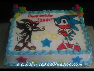 Cómo Dibujar Una Figura Pecfecta En Un Pastel.Torta - Madelin's Cakes