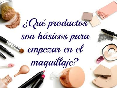 CÓMO MAQUILLARSE PASO A PASO - Aprender a maquillarse