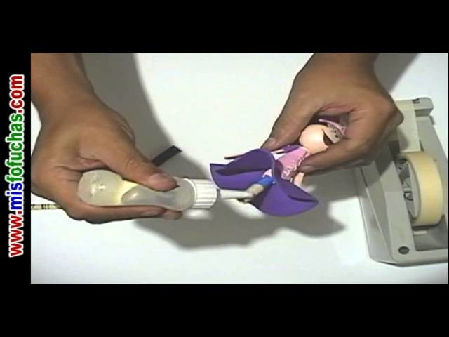 Cómo reutilizar un fofulapiz de foamy o goma eva