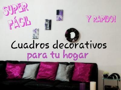 Cuadros decorativos por Fantasticazul