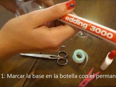 DIY: Pulseras con botellas de plástico