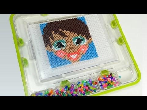Fusible beads Yodimi Pattern (Hellokids)