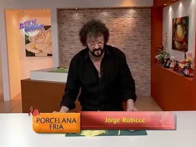 Jorge Rubicce - Peluca para muñeca de porcelana fría