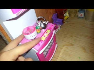 La segunda parte de mi casa de muñecas barbie